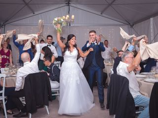 La boda de Aitana y Arthur