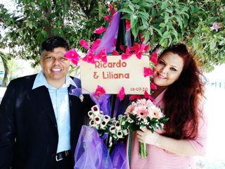 La boda de Liliana y Ricardo