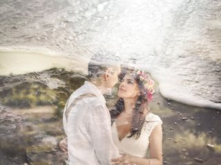 La boda de Majo y Juanjo