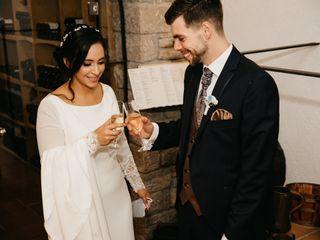 La boda de Evelyn y Cristian 3