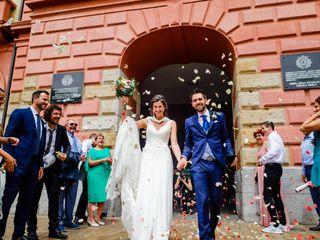 La boda de Lorena y Ander