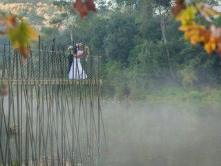 La boda de Gaby y Adria 1
