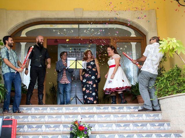 La boda de Miguel Ángel y Mamen en Jaén, Jaén 6