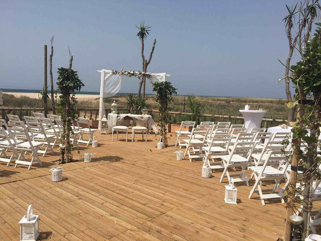 La boda de Janchi y Martina en El Palmar, Cádiz 3