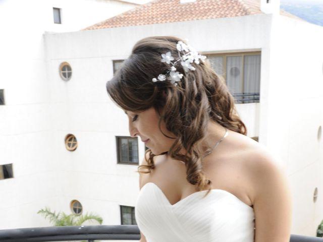 La boda de Aarón y Susana en Santa Ursula, Santa Cruz de Tenerife 9