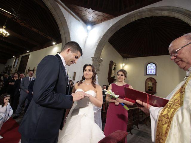 La boda de Aarón y Susana en Santa Ursula, Santa Cruz de Tenerife 13