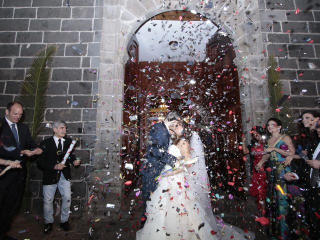 La boda de Aarón y Susana en Santa Ursula, Santa Cruz de Tenerife 15
