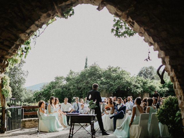 La boda de Octavi y Marta en Sant Feliu De Codines, Barcelona 11