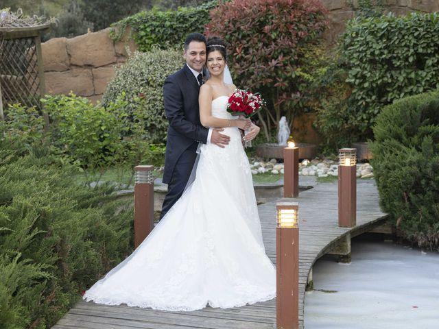 La boda de Isaac y Andrea en Sentmenat, Barcelona 22