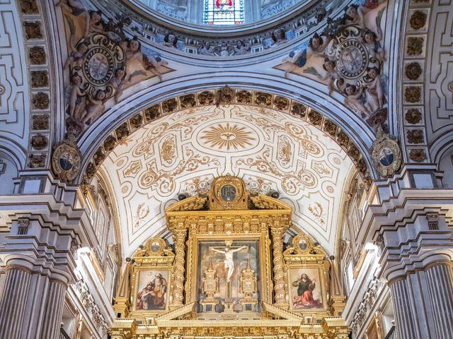 La boda de Expe y Noemí en Granada, Granada 9