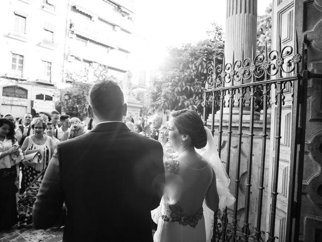 La boda de Expe y Noemí en Granada, Granada 11
