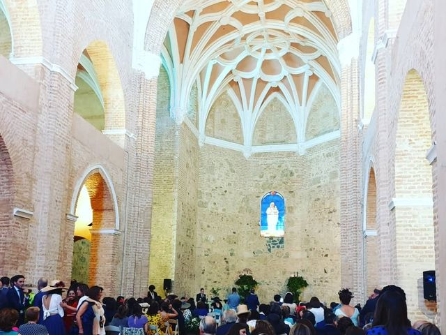 La boda de Alberto y Teresa en Lucena Del Puerto, Huelva 3