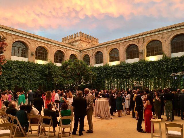 La boda de Alberto y Teresa en Lucena Del Puerto, Huelva 5