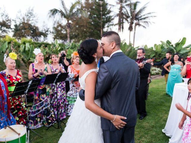 La boda de Marcos y Jennifer en Las Palmas De Gran Canaria, Las Palmas 3