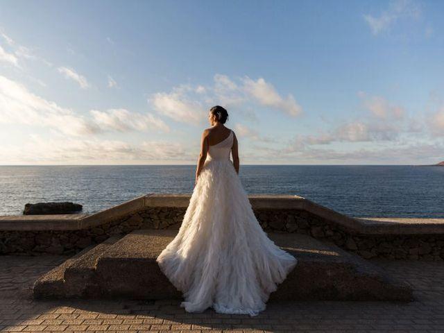 La boda de Marcos y Jennifer en Las Palmas De Gran Canaria, Las Palmas 1