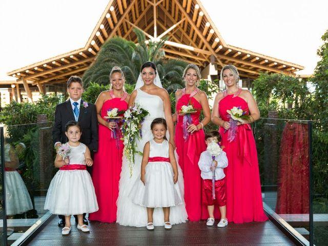 La boda de Marcos y Jennifer en Las Palmas De Gran Canaria, Las Palmas 8