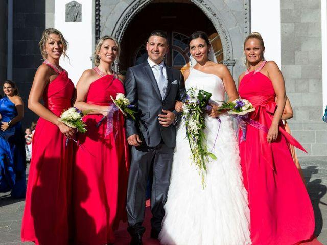 La boda de Marcos y Jennifer en Las Palmas De Gran Canaria, Las Palmas 12