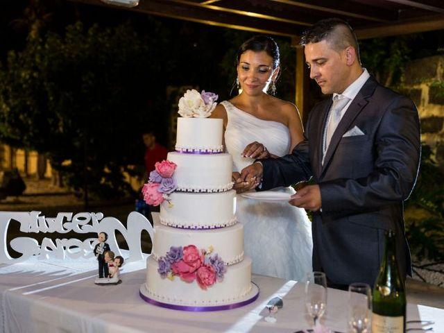 La boda de Marcos y Jennifer en Las Palmas De Gran Canaria, Las Palmas 15