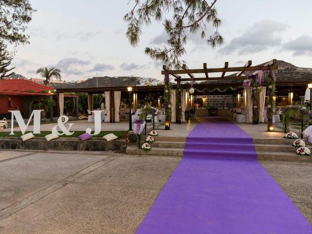 La boda de Marcos y Jennifer en Las Palmas De Gran Canaria, Las Palmas 2
