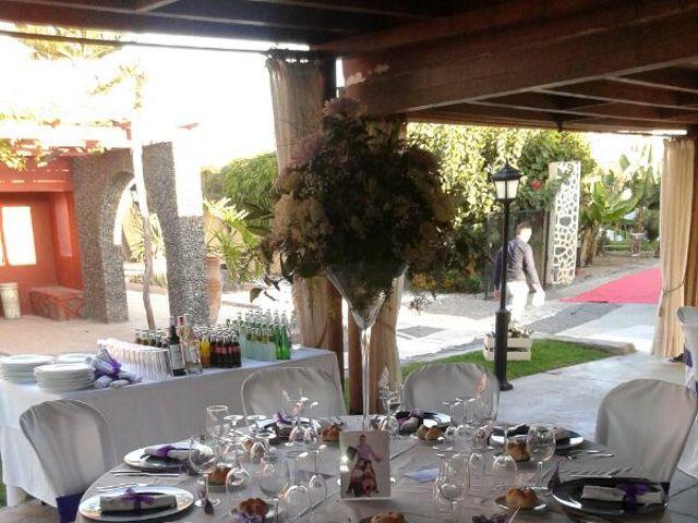 La boda de Marcos y Jennifer en Las Palmas De Gran Canaria, Las Palmas 17