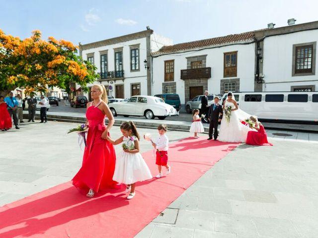 La boda de Marcos y Jennifer en Las Palmas De Gran Canaria, Las Palmas 18