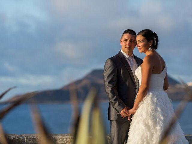 La boda de Marcos y Jennifer en Las Palmas De Gran Canaria, Las Palmas 23
