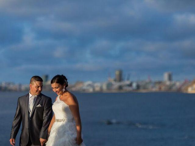 La boda de Marcos y Jennifer en Las Palmas De Gran Canaria, Las Palmas 26