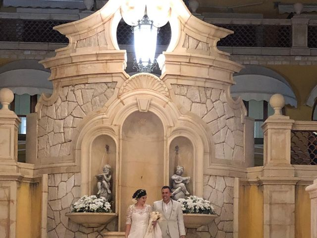 La boda de Luis Alejandro y Ana María en Moratalla, Murcia 7