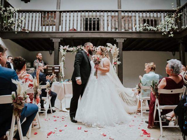 La boda de  Nely y Raúl