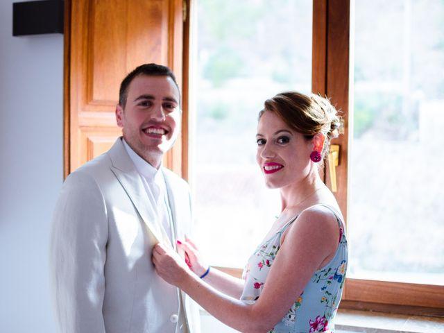 La boda de Luis Alejandro y Ana María en Moratalla, Murcia 2