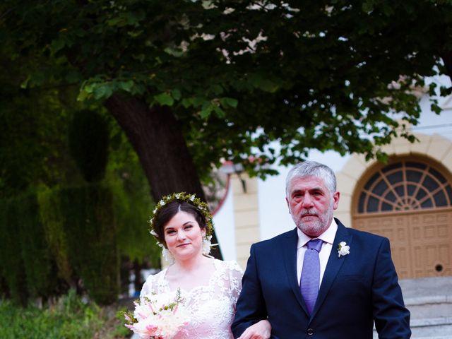 La boda de Luis Alejandro y Ana María en Moratalla, Murcia 16