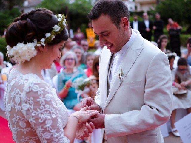 La boda de Luis Alejandro y Ana María en Moratalla, Murcia 20