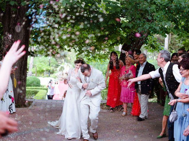 La boda de Luis Alejandro y Ana María en Moratalla, Murcia 21