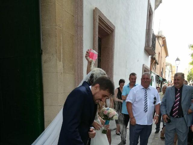 La boda de Ismael y Lorena en Almansa, Albacete 4