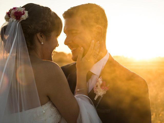 La boda de Angelica y Oscar
