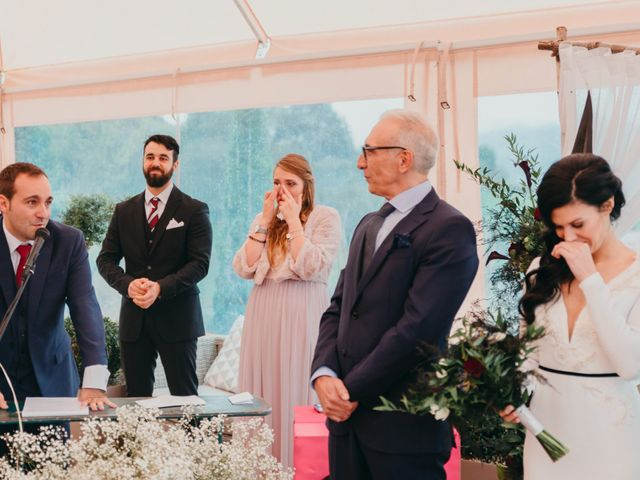 La boda de Gorka y Goretti en Pueblo Zizurkil, Guipúzcoa 30