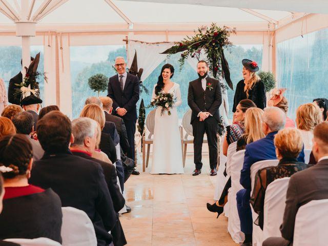 La boda de Gorka y Goretti en Pueblo Zizurkil, Guipúzcoa 31