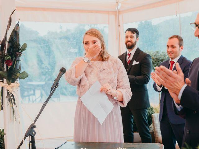 La boda de Gorka y Goretti en Pueblo Zizurkil, Guipúzcoa 35