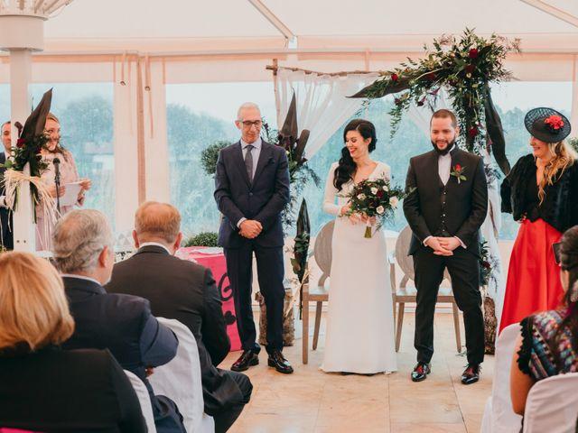 La boda de Gorka y Goretti en Pueblo Zizurkil, Guipúzcoa 36