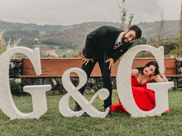 La boda de Gorka y Goretti en Pueblo Zizurkil, Guipúzcoa 76