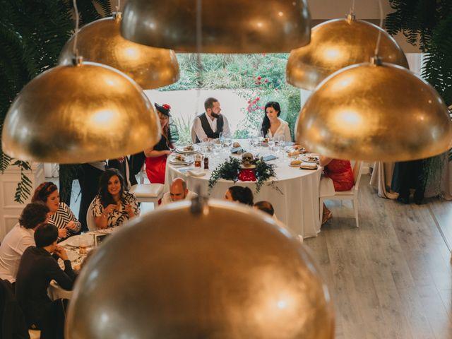 La boda de Gorka y Goretti en Pueblo Zizurkil, Guipúzcoa 83