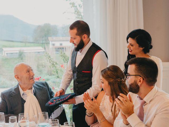 La boda de Gorka y Goretti en Pueblo Zizurkil, Guipúzcoa 84