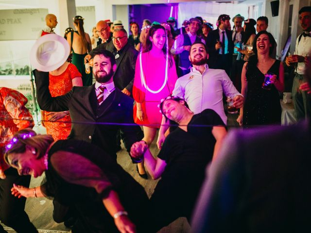 La boda de Gorka y Goretti en Pueblo Zizurkil, Guipúzcoa 119