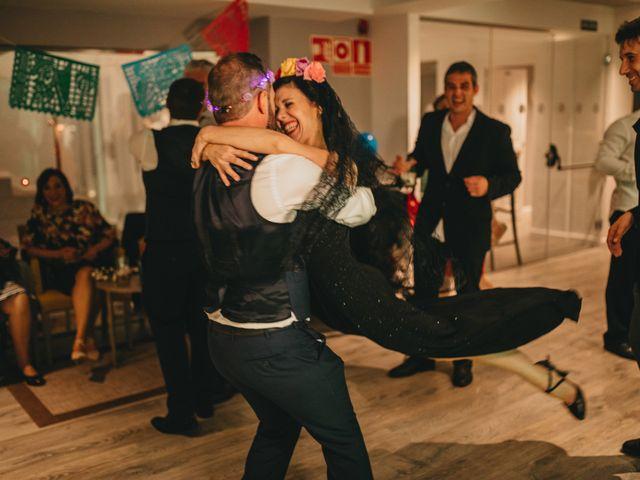 La boda de Gorka y Goretti en Pueblo Zizurkil, Guipúzcoa 121
