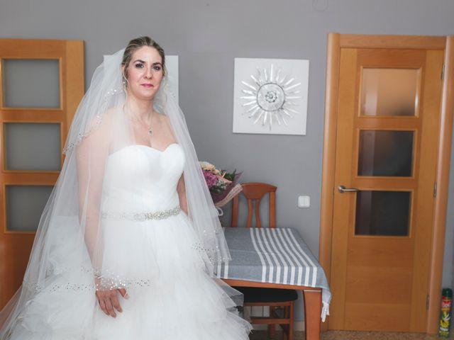 La boda de Manu y Vanessa  en El Bruc, Barcelona 1