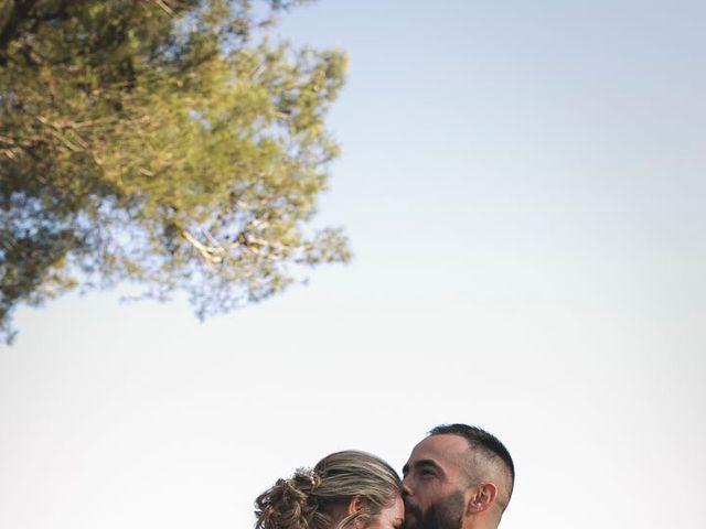 La boda de Manu y Vanessa  en El Bruc, Barcelona 6