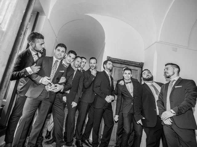 La boda de Sergio y Cristina en Pastrana, Guadalajara 4