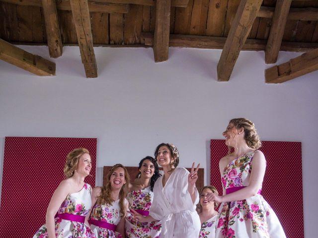 La boda de Sergio y Cristina en Pastrana, Guadalajara 8