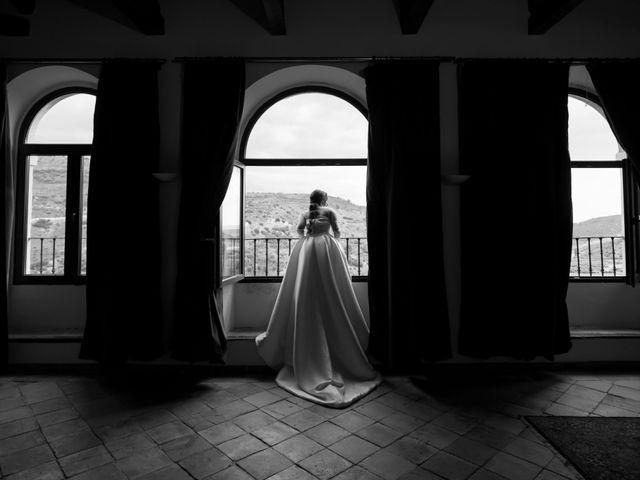 La boda de Sergio y Cristina en Pastrana, Guadalajara 13
