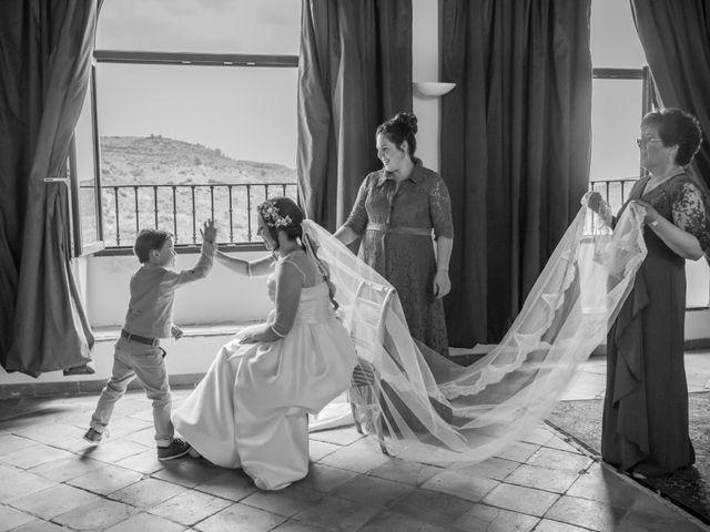 La boda de Sergio y Cristina en Pastrana, Guadalajara 14